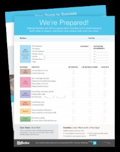 We're Prepared Checklist